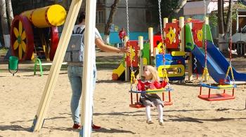 Шесть новых детских площадок в Энгельсе!