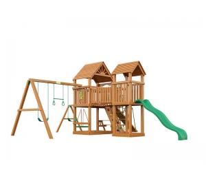 Детская площадка для дачи Моряк (Дерево)