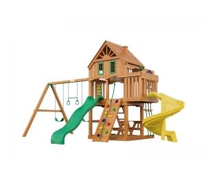 Детская площадка для дачи Шато Sun (Домик)