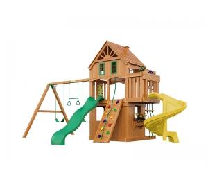 Детская площадка для дачи Шато 2 Sun