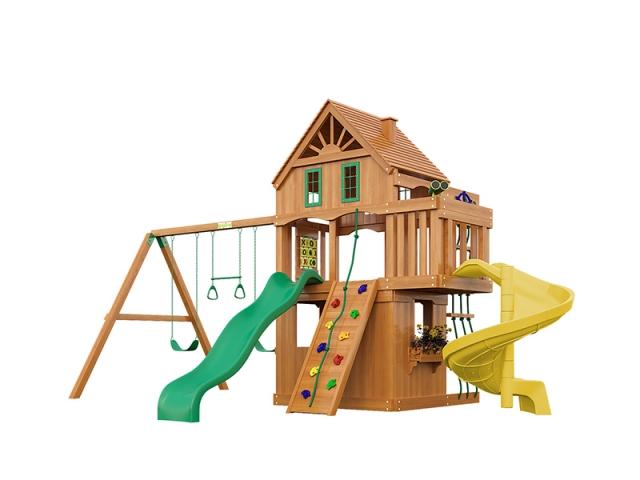 Детская площадка для дачи Шато Sun 2, серия Premium