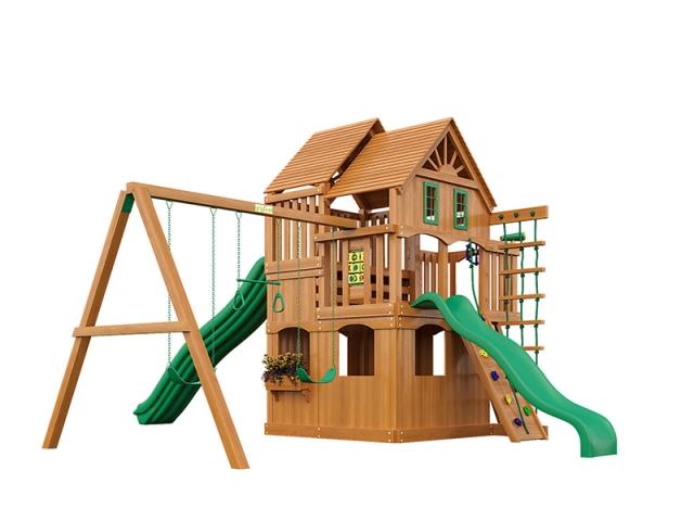 Детская площадка для дачи Великан 2 (Домик)