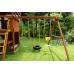 Детская деревянная площадка «Новый рассвет» с рукоходом