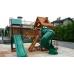 Детский игровой комплекс «Альпинист 2» с мостиком