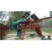 Детская деревянная площадка «КоролевствоДелюкс»