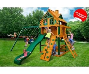 Детский игровой комплекс «Солнечный луч»