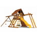 Циркус Турбо Кастл III деревянная крыша 2018