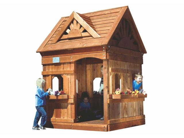 Игровой домик Дизайн 1