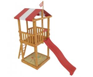 Деревянная детская площадка «Бремен»