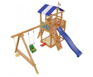 Деревянная детская площадка «Бретань»