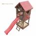Деревянная детская площадка «Сибирика Башня»