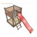 Деревянная детская площадка «Сибирика Мини»