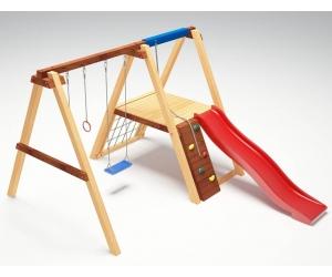 Деревянная детская площадка «Савушка 1»