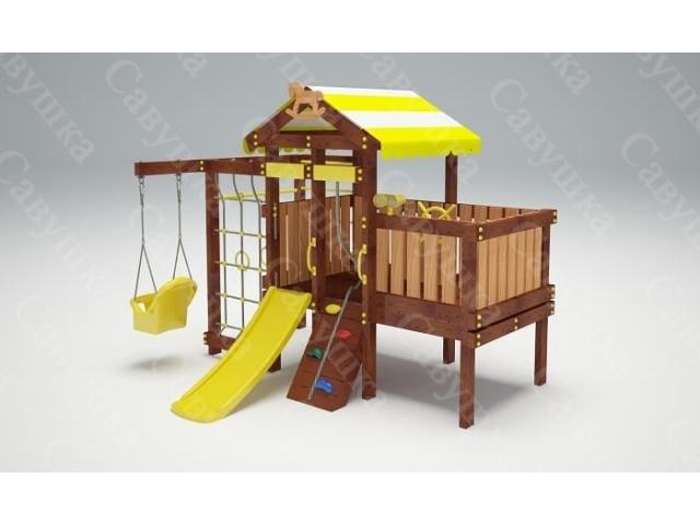 Детская площадка «Савушка BABY-6» (PLAY)
