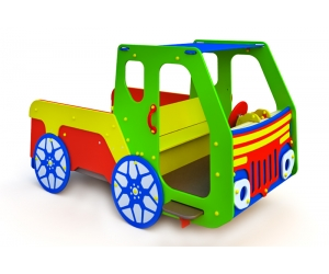 МФ 1.48 Детская игровая форма «Машинка»