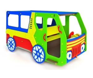 МФ 1.48.1 Детская игровая форма «Автобус»