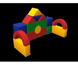 Мягкий конструктор «Теремок»