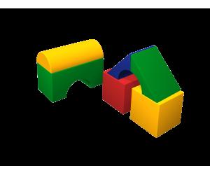 Мягкий конструктор «Теремок мини»