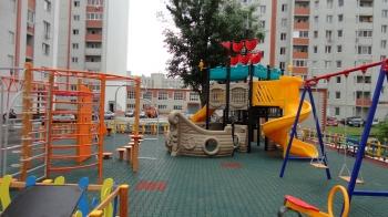 Детские площадки для города (фото)