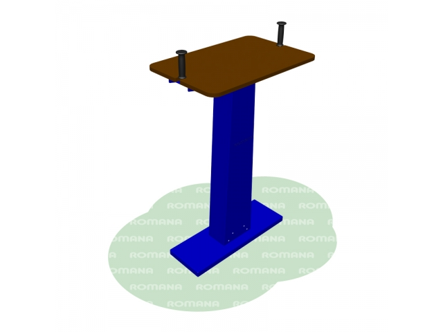 Уличный тренажер «Стол для армрестлинга» 207.05.01